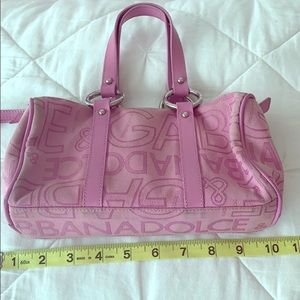 Pink Dolce & Gabana Mini-bag